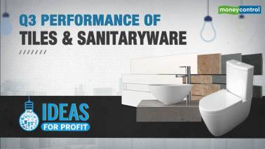 Ideas for Profit | Receding cost pressures to aid margin recovery in tile and sanitaryware cos