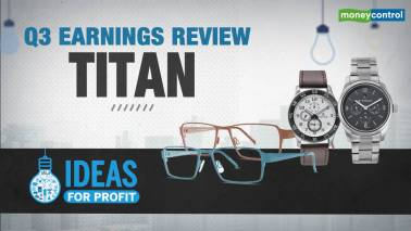 Ideas for Profit | Titan Q3: Jewellery sparkles; margins in watches and eyewear disappoint