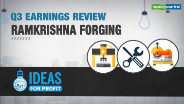 Ideas for Profit | Ramkrishna Forgings: Strong Q3; near term outlook sluggish