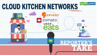 Cloud kitchens for food delivery apps?