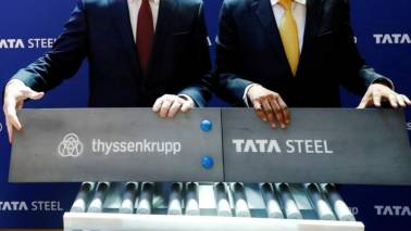 EU blocks Thyssenkrupp-Tata steel merger plan