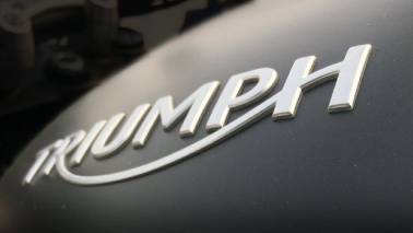 Triumph expects sales to remain flat in India this fiscal