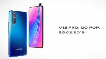 Vivo V15 Pro with 32MP pop-up camera to launch in India on February 20: Expected price, specs and features