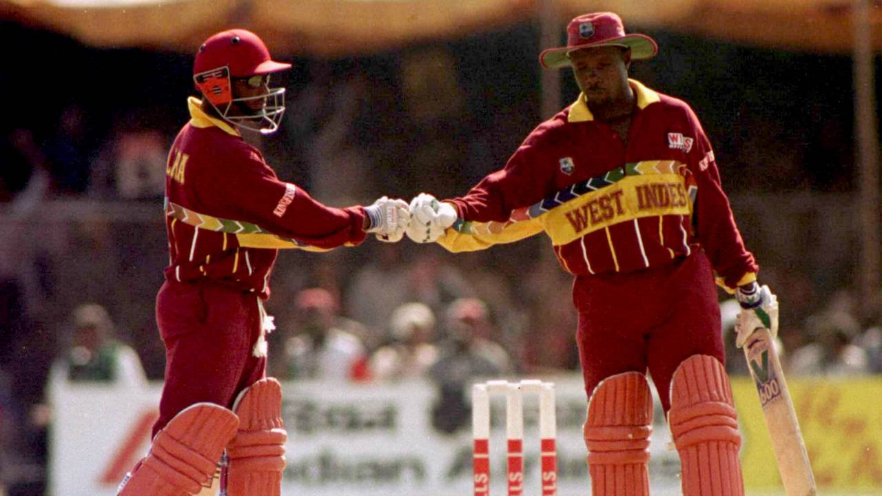 West Indies vs Sri Lanka (WC 1996) | Following in Australia's footsteps, the West Indies also refused to travel to Colombo for their group stage encounter against Sri Lanka. Once again, Sri Lanka were awarded 2 points. West Indies also progressed to the knockout rounds, albeit in fourth place. (Image: Reuters)