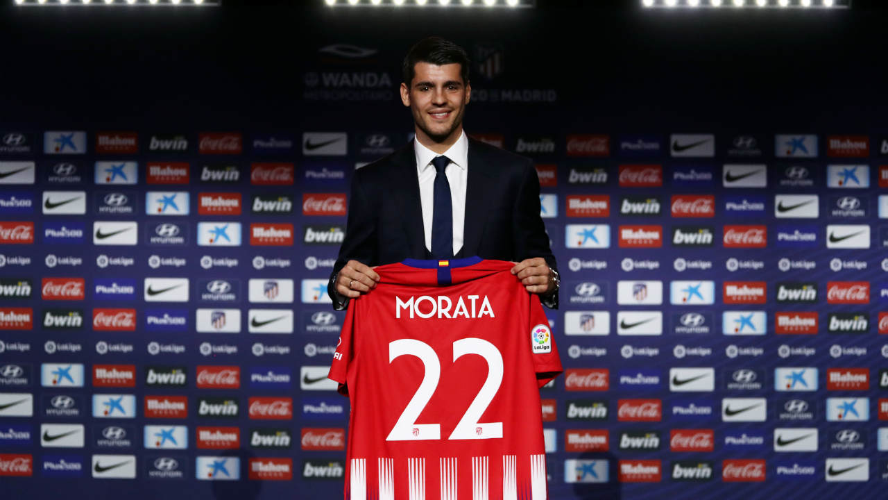 Alvaro Morata (Chelsea to Atletico Madrid) | The 26-year-old Spaniard who was Chelsea's record signing in 2017 has been loaned out to Atletico Madrid for the remainder of the season. Morata couldn't find his goal-scoring form for the Blues, netting just 16 times in 47 Premier League appearances. He returns to Atletico where he played as a youngster before earning a move to Real Madrid. (Image: Reuters)