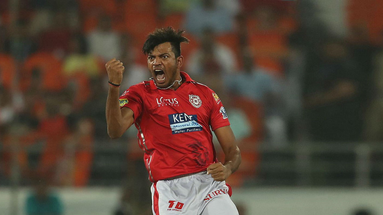 6. Ankit Rajpoot | Kings XI Punjab | BBM: 5/14 | Rajpoot recorded his career-best figures of 4-0-14-5 in 2018 to restrict Sunrisers Hyderabad to just 132/6. He scalped Kane Williamson, Shikhar Dhawan and Wriddhiman Saha in an opening 3-over spell. Rajpoot later returned to bowl the final over where he got rid of half-centurion Manish Pandey (54) and Mohammad Nabi while giving away just 6 runs. However, Rajpoot's heroics were in vain as SRH bowled out KXIP for 119 to record a 13-run victory. (Image: BCCI, iplt20.com)