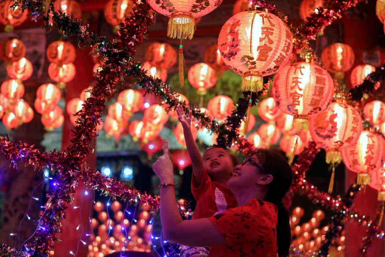 The Lunar New Year which is usually referred to as the Spring Festival begins on the new moon that appears between 21 January and 20 February and culminates with the Lantern Festival, held on the 15th day of the year. (Image: Reuters)