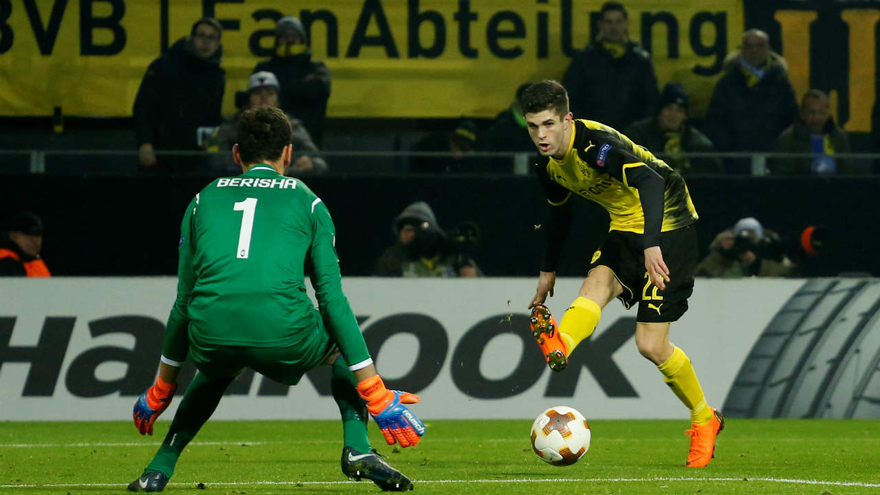 Christian Pulisic (Borussia Dortmund to Chelsea) | Chelsea completed the signing of United States International Christian Pulisic for a reported 58 million pounds. Pulisic has scored 9 goals in 23 games for the US but has seen first-team opportunities hard to come by at Dortmund this term after the emergence of Jadon Sancho. The 20-year-old has been loaned back to the German club for the rest of the season and will join Chelsea from the start of the 2019-20 campaign. (Image: Reuters)