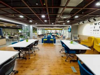 Hong Kong-based co-working space provider Garage Society launches 19,000 sq ft facility in Gurugram