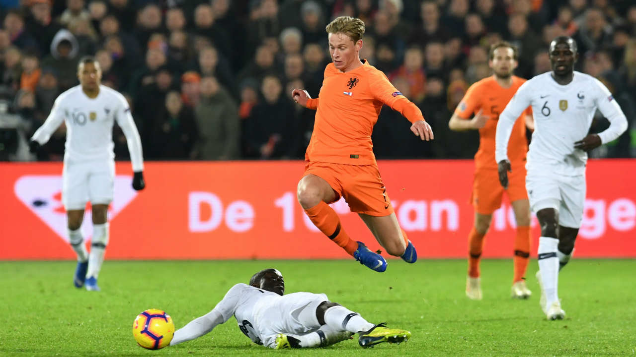 Frenkie de Jong (Ajax to Barcelona) | Barcelona made the most expensive singing in the January window for the second consecutive year when they brought in the highly-rated 21-year-old for 65 million pounds. De Jong was linked to a host of top clubs across Europe before agreeing on a five-year deal with the Spanish giant. He will not make the move immediately, as he is scheduled to spend the rest of the season with Ajax before moving to Spain in the summer. (Image: Reuters)