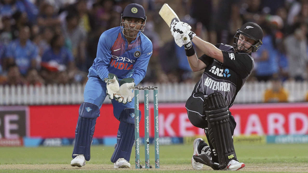 In pics | IND vs NZ 3rd T20I: India go down fighting as Kiwis win series 2-1