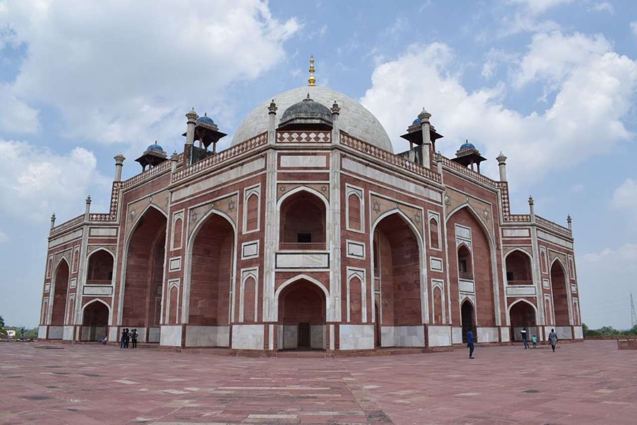 Humayun's Tomb | New Delhi (Image: Wikimedia Commons)