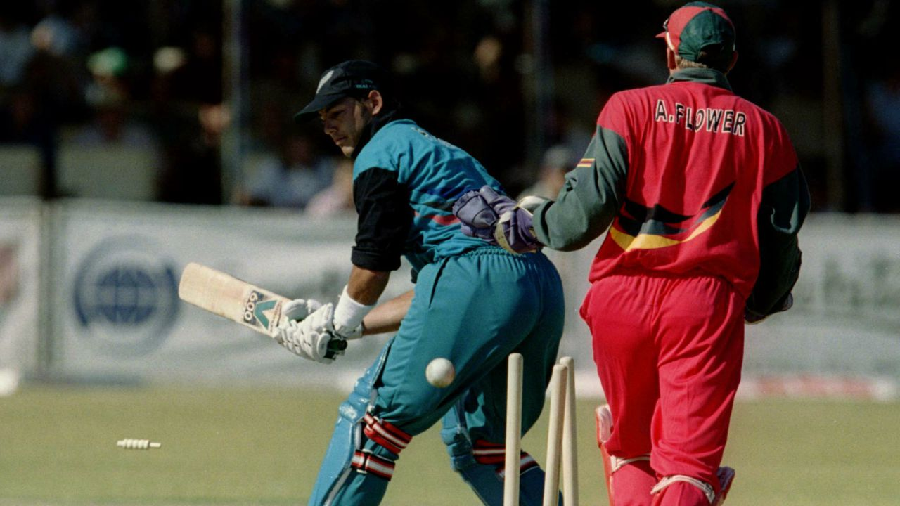 New Zealand vs Kenya (WC 2003) | New Zealand chose not to travel to Nairobi for their Pool B encounter against Kenya. The four points on offer were awarded to Kenya, who also managed to stun Sri Lanka to qualify for the Super Sixes. In a remarkable run, Kenya made their way up to the semi-finals of the tournament where they were knocked out by India. (Image: Reuters)