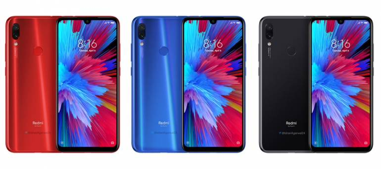 Xiaomi Redmi Note 7 vs Xiaomi Redmi NOTE 7 Pro - technoxmart