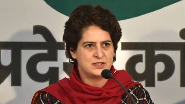 Don't expect miracle from me; build booth level organisation: Priyanka Gandhi to Congress workers
