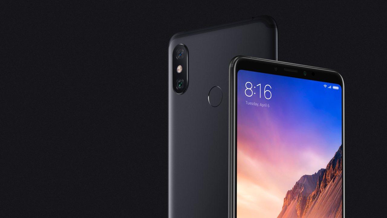 3. Xiaomi Mi Max 3   SAR value: 1.58 (Image: mi)