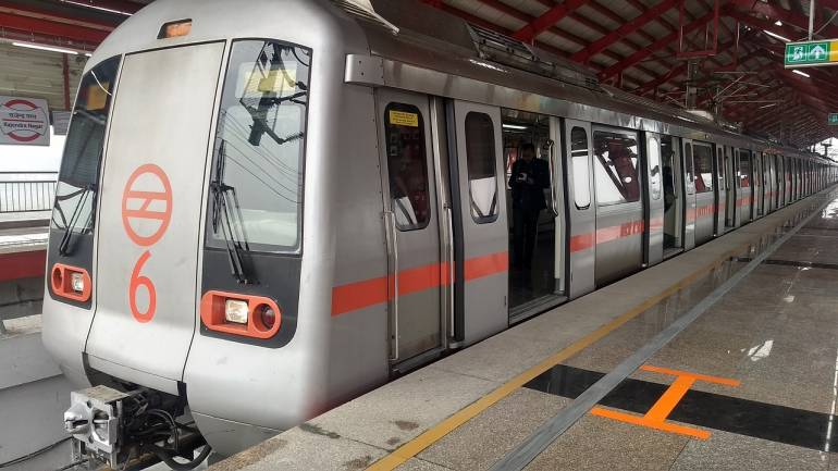 All that you need to know about Delhi Metro's 9 6 km Red Line extension