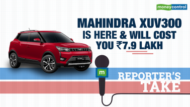 Reporter's Take | Mahindra XUV300 is here and will cost you Rs 7.9 lakh