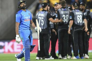 IND vs NZ T20I: With eight batsmen we should be able to chase big totals, says Rohit