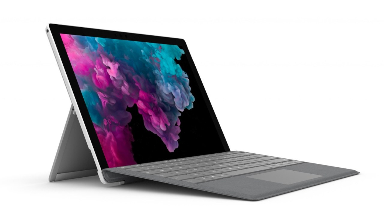 Microsoft Surface Pro 6 | In many ways, the Surface Pro series by Microsoft is like fine wine, it gets better with age. But unlike wine, it gets smaller and cheaper than its predecessors as well. The device is equipped with Windows 10 and offers 4,096 levels of pressure sensitivity. It also supports Microsoft Dial, which can substitute keyboard functionality while using it as a tablet. (Image: Microsoft)