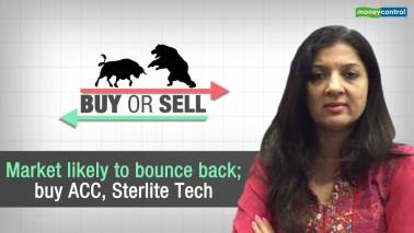 Buy or Sell | Market likely to bounce back; buy ACC, Sterlite Tech