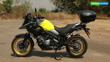 Suzuki V-Strom 650 XT review: A power-packed adventure tourer for the masses