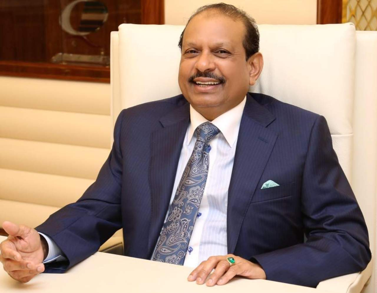 5. Yusuff Ali MA | Chairman and Managing Director, LuLu Group | Net Worth: $4.7 billion | Donation: Rs 70 crore for disaster relief (Image: Facebook)