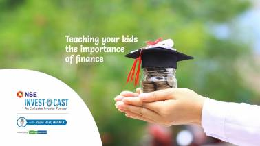 NSE Invest O Cast episode 13: Teaching kids about importance of finances