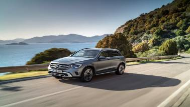 India-bound Mercedes-Benz GLC unveiled; India launch expected in early 2020