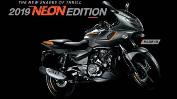Bajaj launches Pulsar 180 Neon; price, features and other details