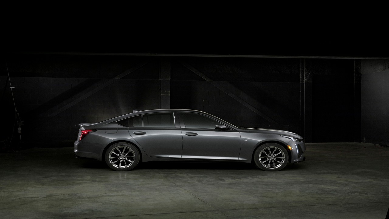 Cadillac announces CT5 sedan to replace Cadillac CTS - Moneycontrol.com