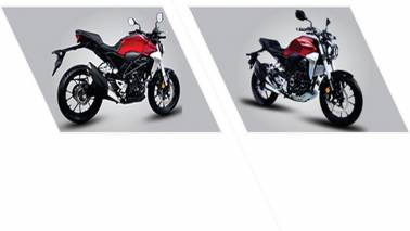 Honda unveils new accessories for upgrading CB300R