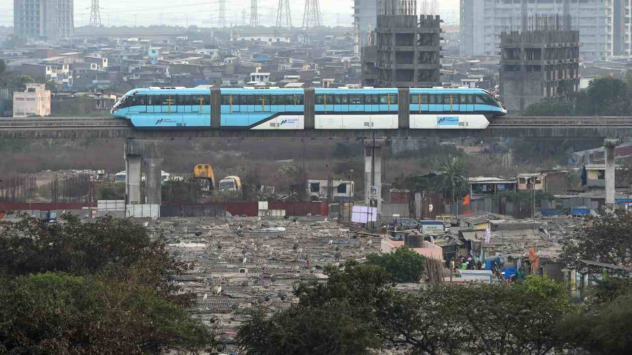 The 17-station route has been built at a cost of Rs 3,000 crore. The fares would range from Rs 10 to Rs 40. (Image: PTI)