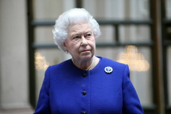 6a23fab6f6fa The British royal family's Instagram account also posted a video of the  historic moment when the Queen shared her first post on Instagram.