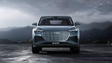 Audi unveils Q4 e-tron concept SUV at Geneva Motor Show 2019