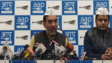AAP to launch second phase of Lok Sabha poll campaigning on April 10