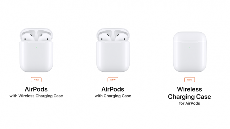 online store 559a3 ce66e AirPods 2 vs AirPods: What is the difference?