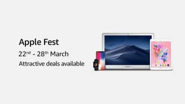Amazon Apple Fest: Apple Watch, iPhones and MacBooks available at lowest prices ever