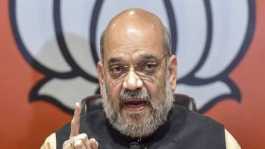 Take strict action against terror funding in J&K: Amit Shah to security forces