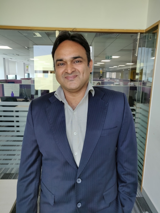 Anand Subramaniam, aspire systems