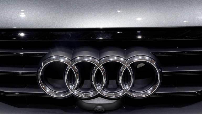 Audi Logo (Representative Image)