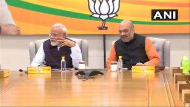 Lok Sabha poll tracker LIVE: BJP CEC meeting underway at party headquarters
