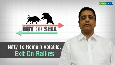 Buy or Sell   Nifty to remain volatile, exit on rallies; buy Hindustan Zinc, sell TVS Motor