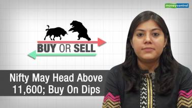 Buy or Sell | Nifty may head above 11,600; buy on dips