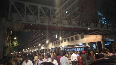 Mumbai Bridge Collapse updates: Six killed, 34 injured; BMC, railway officials booked for negligence