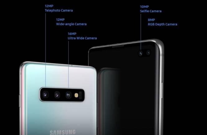 Galaxy S10 Plus Camera