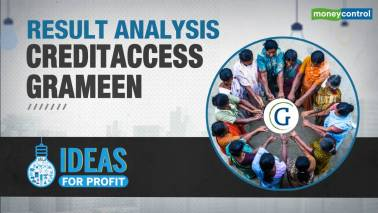 CreditAccess Grameen a worthy buy