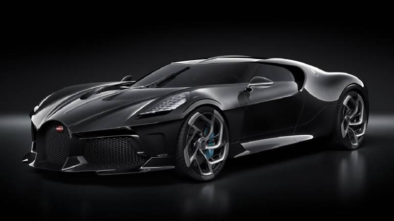 Image result for bugatti la voiture noire cc