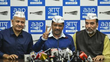 Arvind Kejriwal says AAP, Congress not in talks; but party MP offers 5-2 formula