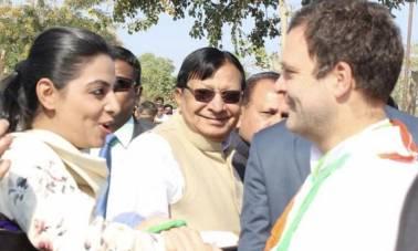 Rajasthan Sarpanch Sangh seeks Congress MLA Divya Maderna's apology